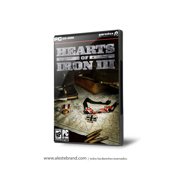 HEARTS OF IRON III - PC