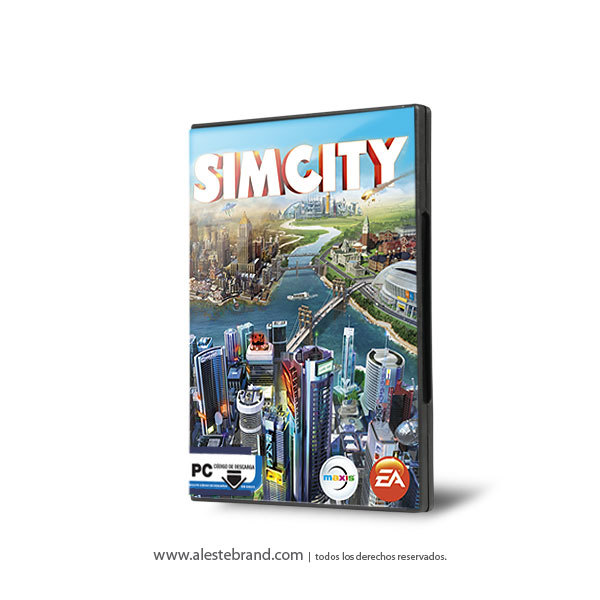 SIMCITY Digital Deluxe - PC