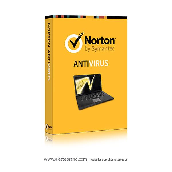 Norton Antivirus 2013 3 PC