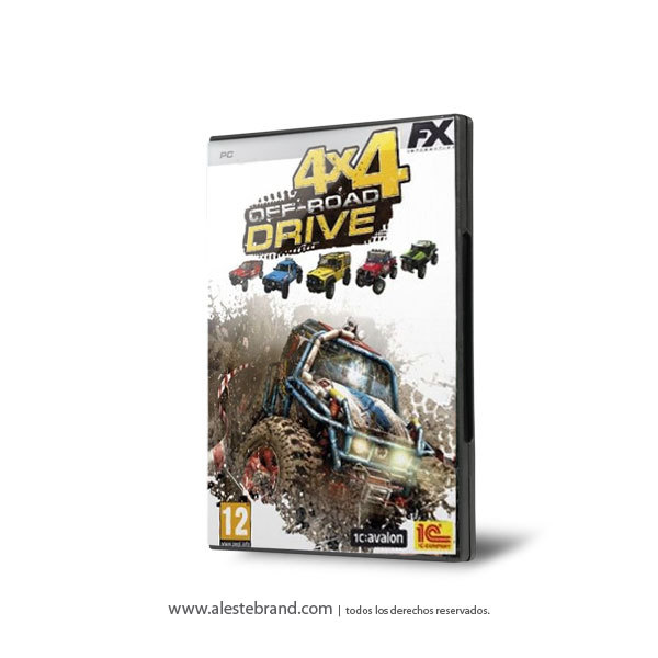 4 x 4 off road drive - PC