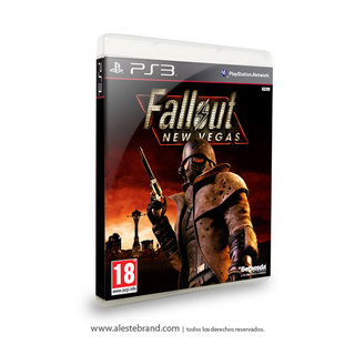 FALLOUT NEW VEGAS - PS3