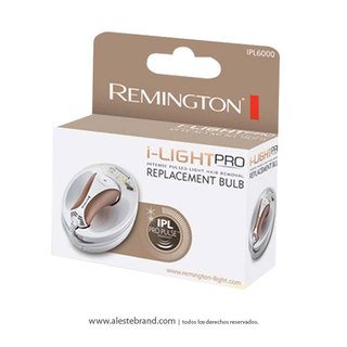 Lámpara Repuesto Depiladora REMINGTON I-light Ipl6000 Pro