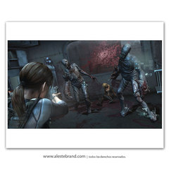 Resident Evil Revelations - PC en internet