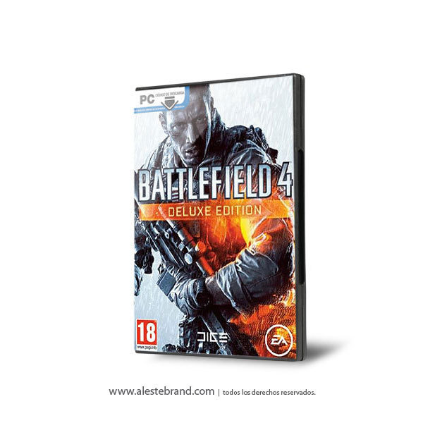 Battlefield 4 Digital Deluxe Edition - PC - comprar online