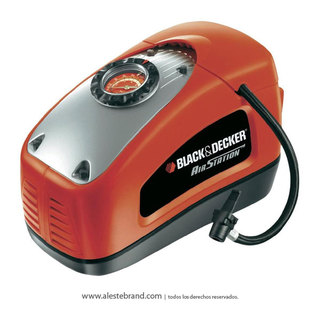 Inflador Multiuso Airstation Black & Decker ASI300