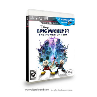 Epic Mickey 2 Power Of Two - PS3