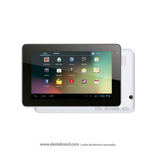 "Tablet PC STROMBERG CARLSON Infinity 7610 7"" Dual Core 1 GB Ram"