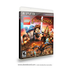Lego Lord of de Rings PS3