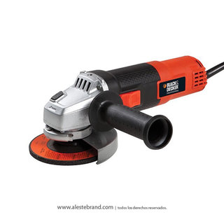 Amoladora angular Black & Decker 820W G720N