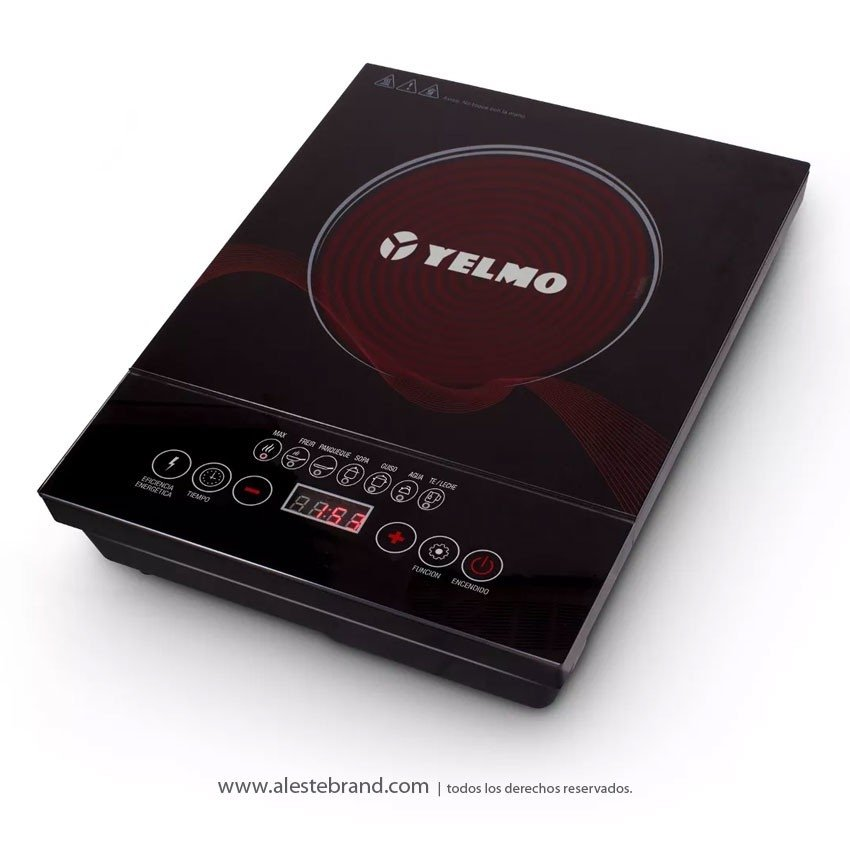 Anafe Eléctrico Yelmo Touch Led AN 9901 (outlet)