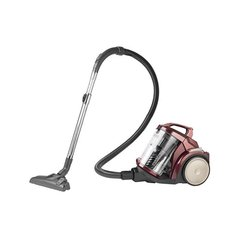 Aspiradora Power Pro Cyclonic Black + Decker VCBD8090 2200W