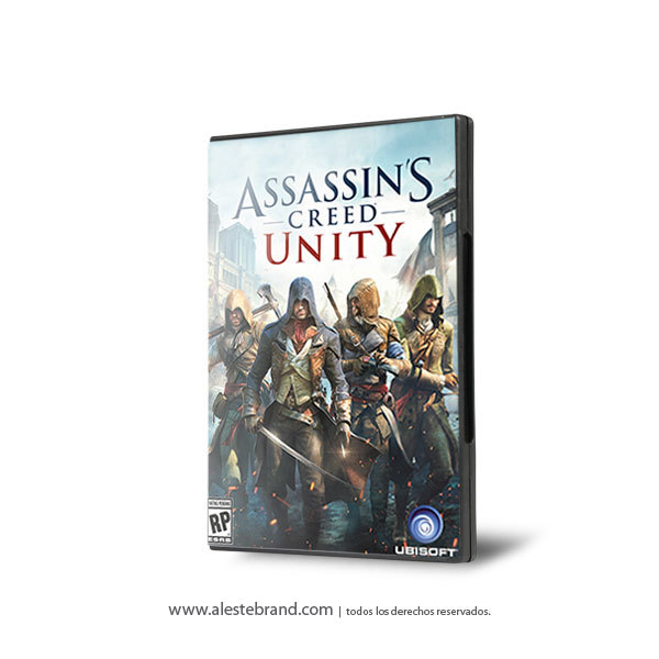 Assassins Creed Unity PC Digital