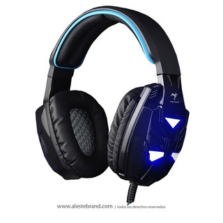 Auricular Gaming Kolke Led Dragon Series Kmig-502
