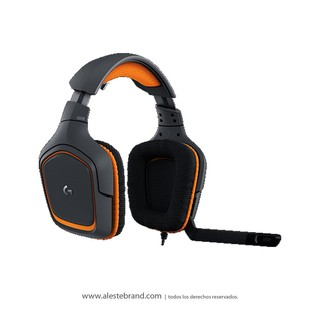 Auriculares Gaming Logitech G231 Prodigy