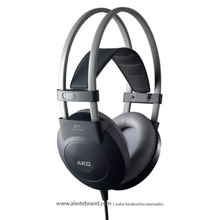 Auriculares Profesionales AKG K77 Perception