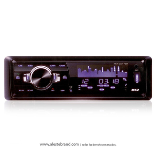 Autoestereo B52 Buetooth Mp3 USB RM-3017BT