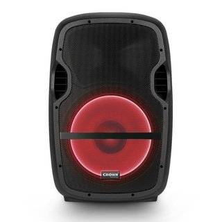 Bafle Acústico Crown Mustang Auto Amplificado 15 Cma-15bt en internet