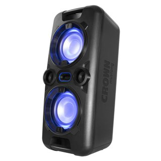 Bafle potenciado Crown Mustang Atomic 6.5 Bluetooth