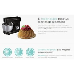 Batidora Planetaria Smart-tek Kitchen Assist Powy - comprar online