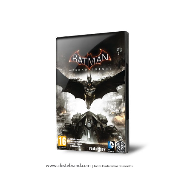 Batmam Arkham Knights Pc Digital