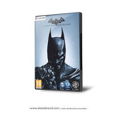 Batman Arkham Origins PC Digital