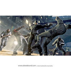 Batman Arkham Origins PC Digital - comprar online