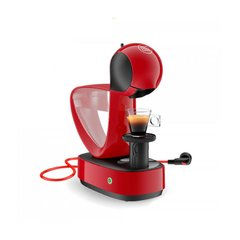 Cafetera Moulinex Dolce Gusto Infinissima roja