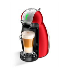 Cafetera Nescafe Dolce Gusto Moulinex Genio Red PV160558
