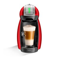 Cafetera Nescafe Dolce Gusto Moulinex Genio Red PV160558 - comprar online