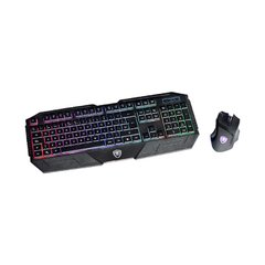 Combo Gamer Pcbox Teclado y Mouse Heim PCB-GC10