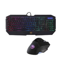 Combo Gamer Pcbox Teclado y Mouse Heim PCB-GC10 - comprar online
