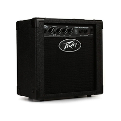 Combo Peavey Guitarra Single Cut Black SC-1 + Amplificador - tienda online