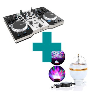 Consola DJ Hércules Instinct Party Pack