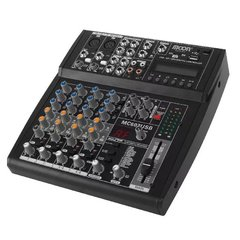 Consola Mixer 6 Canales Moon Mc602 Usb