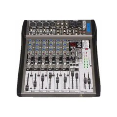 Consola Mixer 8 canales Moon Mc806