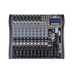 Consola Mixer Moon Mc12USB 12 canales usb