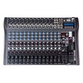 Consola Mixer Moon Mc16USB 16 Can Usb