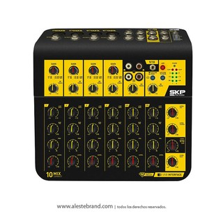 Consola Mixer SKP Mix Connect 10