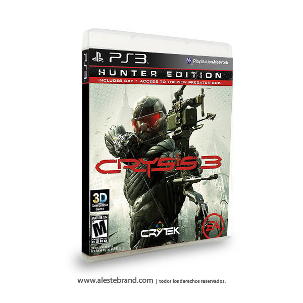 Crysis 3 Hunter Edition PS3 - Alestebrand