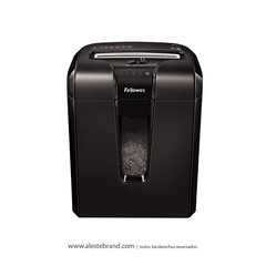 Destructora Fellowes corte en partículas 63CB