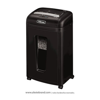 Destructora Fellowes Microcorte 450MS