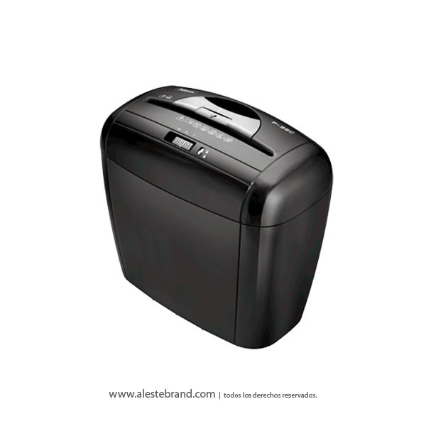 Destructora Powershred FELLOWES P-35C - comprar online