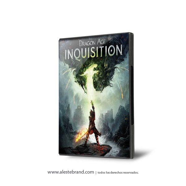 Dragon Age Inquisition PC Digital