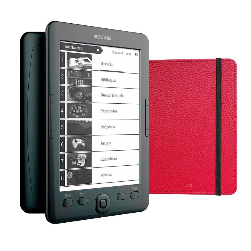 E-Book Reader X-View Bookie