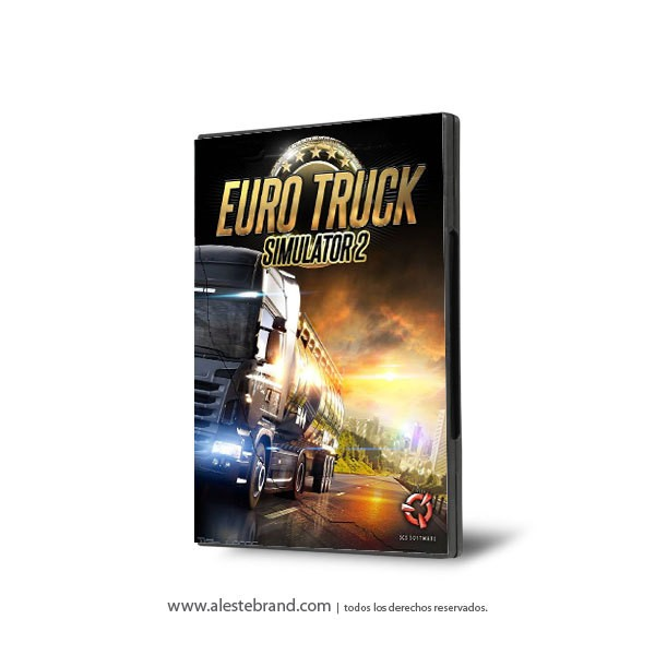 Euro Truck Simulator 2 Pc Digital