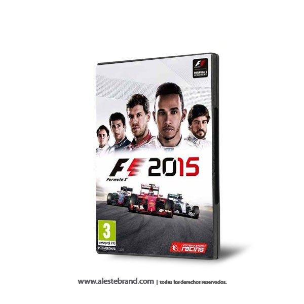 F1 2015 Pc Digital - comprar online