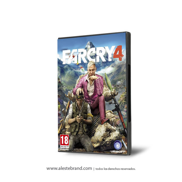 Farcry 4 PC Digital