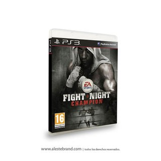 Fight Night Champion PS3