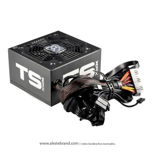 Fuente XFX TS550  550W Full Wired PSU