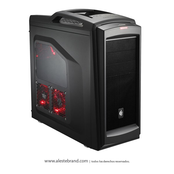 Gabinete Cooler Master Storm Scout 2 Advance Mid Tower